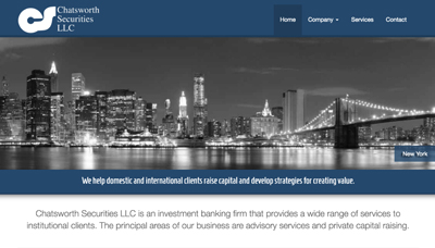 Chatsworth Group - Website